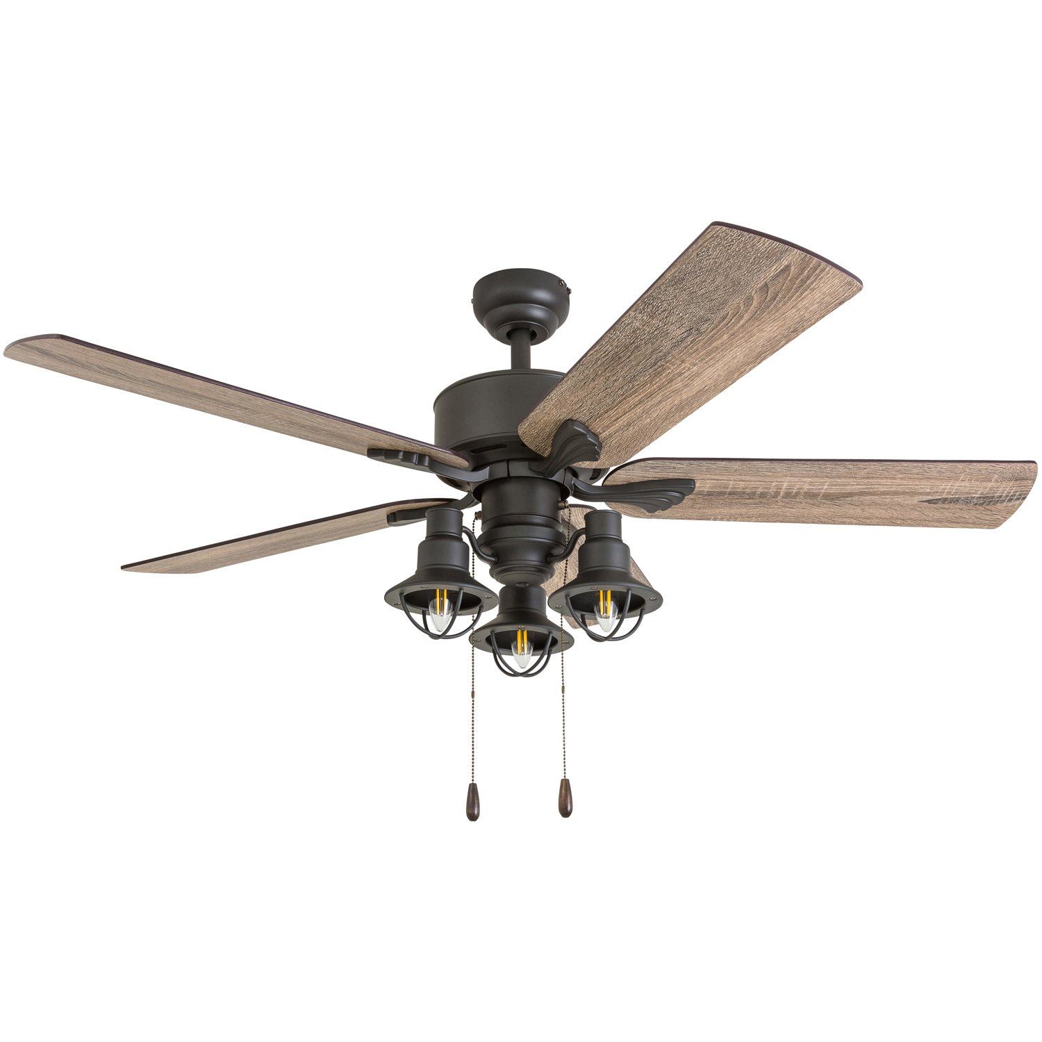 Prominence Home 50651 01 Sivan Farmhouse Ceiling Fan 52 Barnwood Crest Wiring Diagram Tumbleweed Aged Bronze