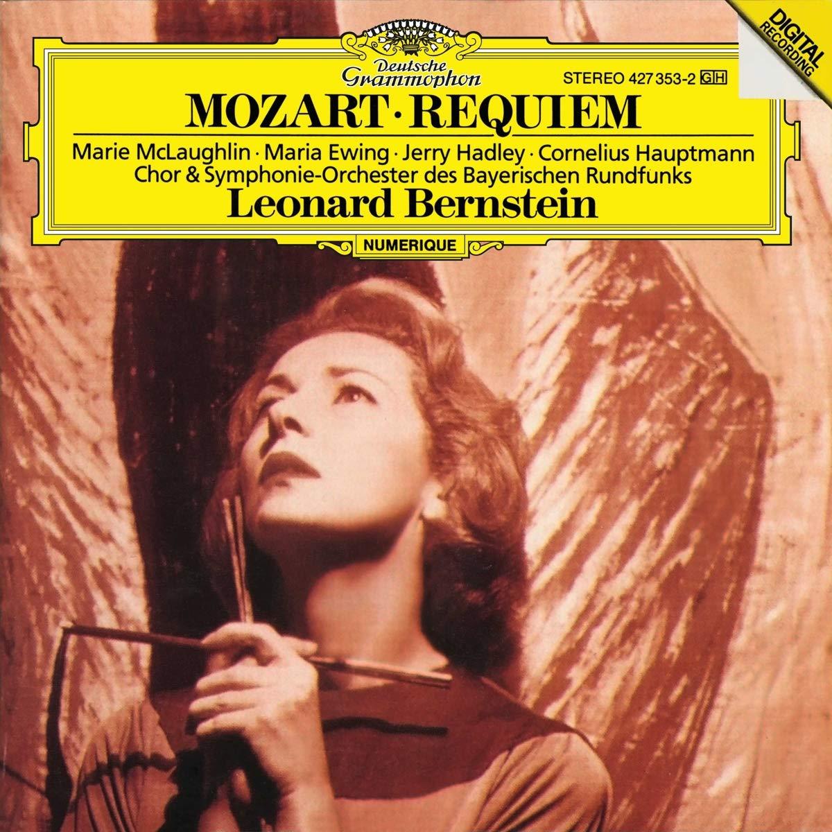 Requiem - Bernstein, Leonard, Sobr, Mozart, Wolfgang Amadeus: Amazon.de:  Musik