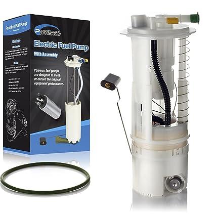 amazon com partssquare e8743m fuel pump assembly for nissan bmw 540i fuel pump partssquare e8743m fuel pump assembly for nissan frontier pathfinder xterra suzuki equator