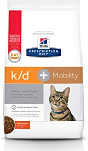 Hill's Prescription Diet k/d Kidney Care + Mobility Cat Food
