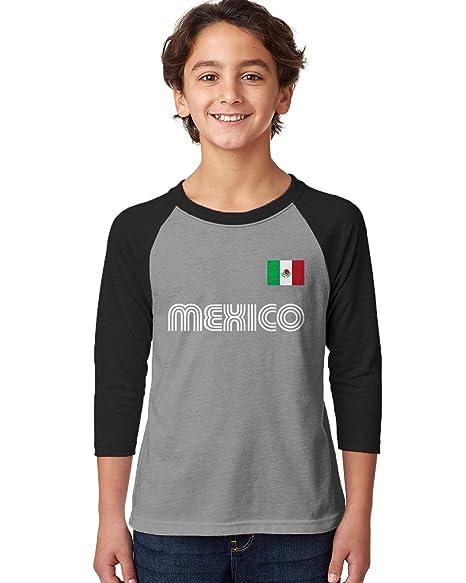 Amazon.com  SpiritForged Apparel Mexico Soccer Jersey Youth 3 4 ... 433d3e52a