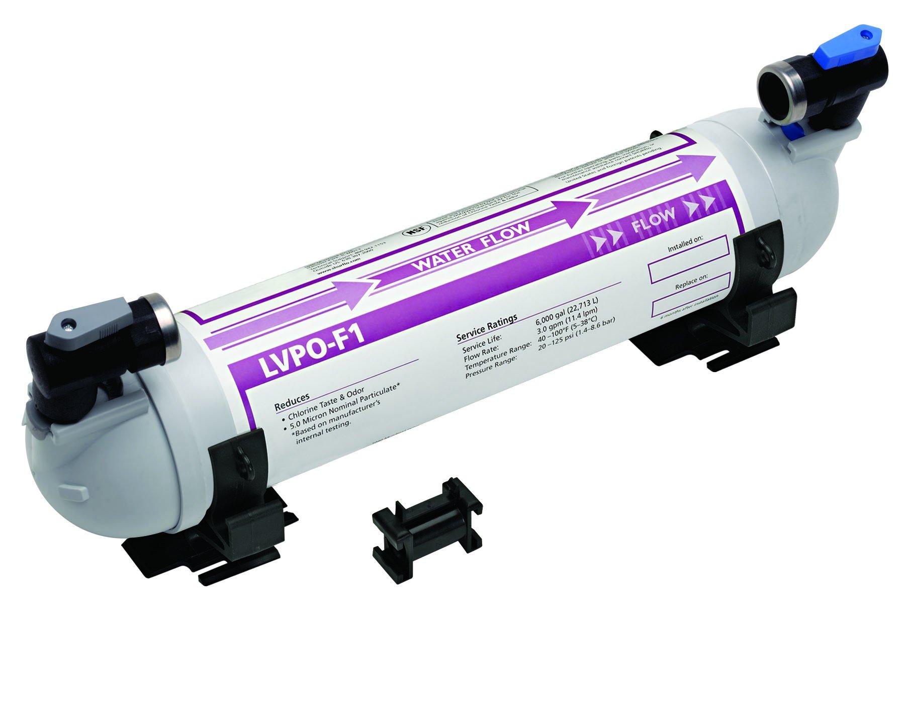 Shurflo LVPO-F1 (94-751-00) Water Filtration System