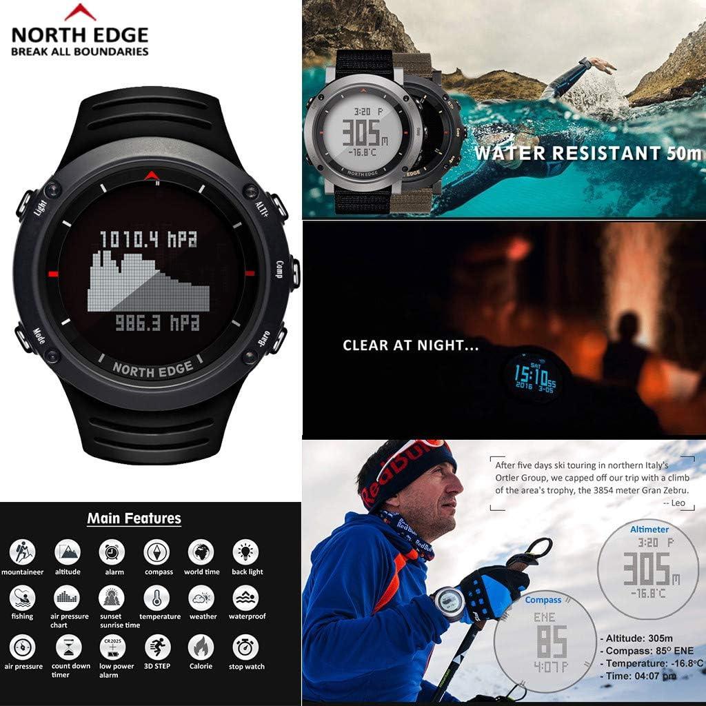 Liquidación! DDLmax North Edge Altay Sports - Reloj de ...
