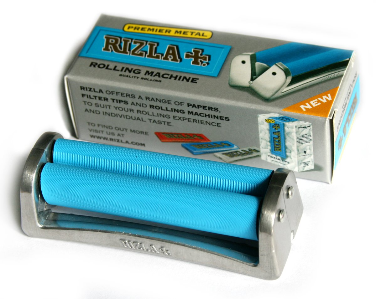 Amazon.com : RIZLA Metal Roller / Rolling Machine 70mm [Kitchen ...