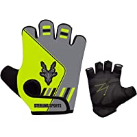 Sterling Sports Gewichtheffen Handschoenen Gym Workout Training Fitness Bodybuilding Oefening Fietsen/Fietsen/Fiets…