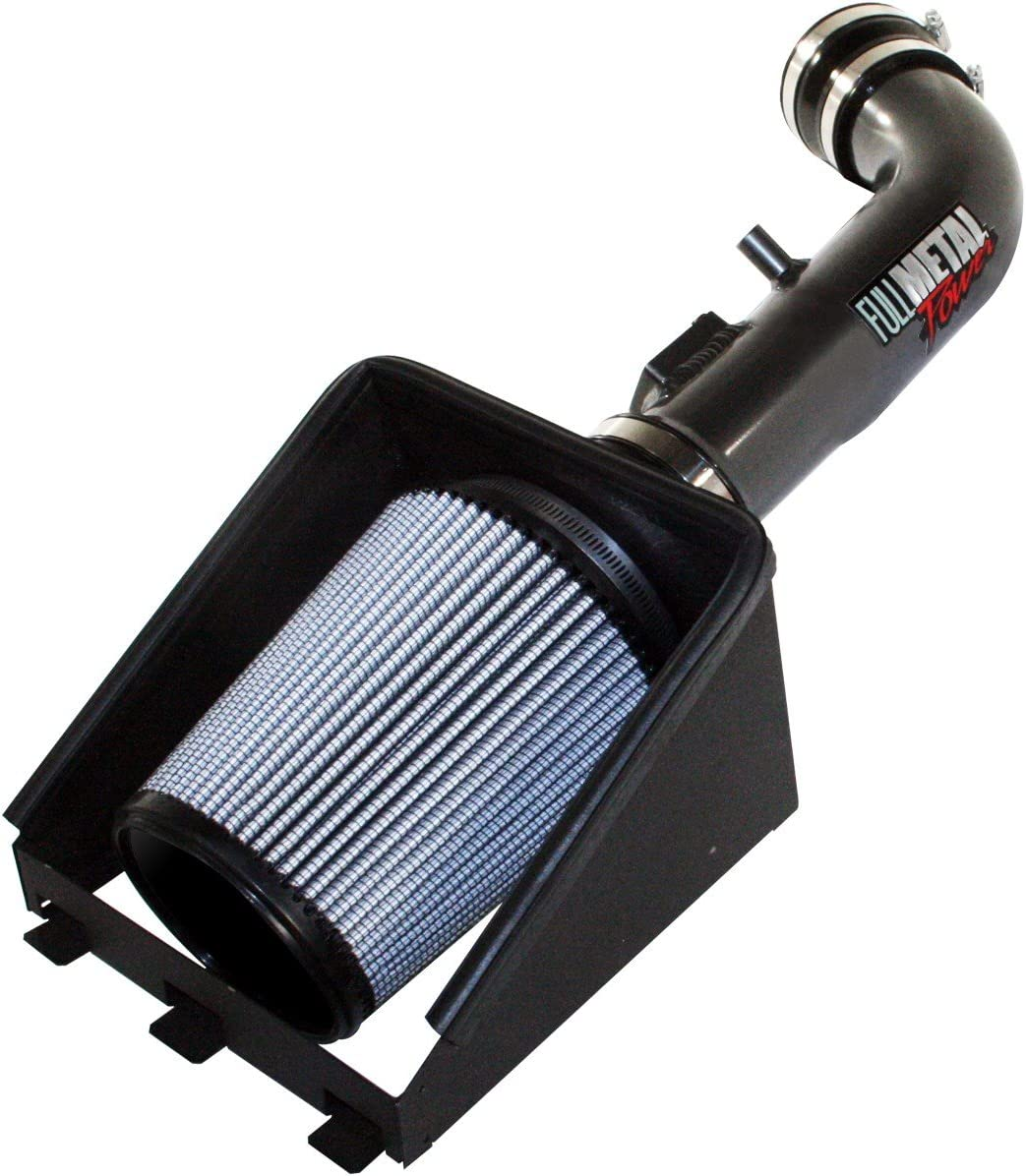 aFe Power FULL METAL Power F2-03013 Ford Ranger Performance Air Intake System Dry, 3-Layer Filter