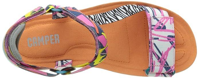 73075fcefe6eec CAMPER Oruga K200123-002 Sandalen Damen 35  Amazon.de  Schuhe   Handtaschen