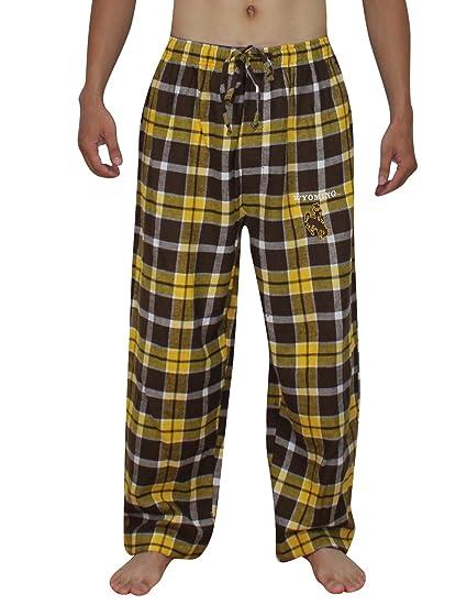 Amazon com : NCAA Wyoming Cowboys MENS Cotton Sleepwear / Pajama
