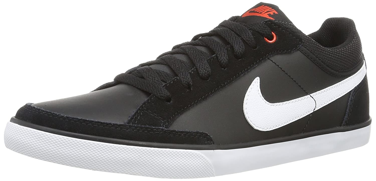 various colors 40dce 79e31 Nike Capri Iii Low 579622-016 Herren niedrig 42.5 EU Schwarz (Black White-md  Bs Grey-lt Crimson) - sommerprogramme.de