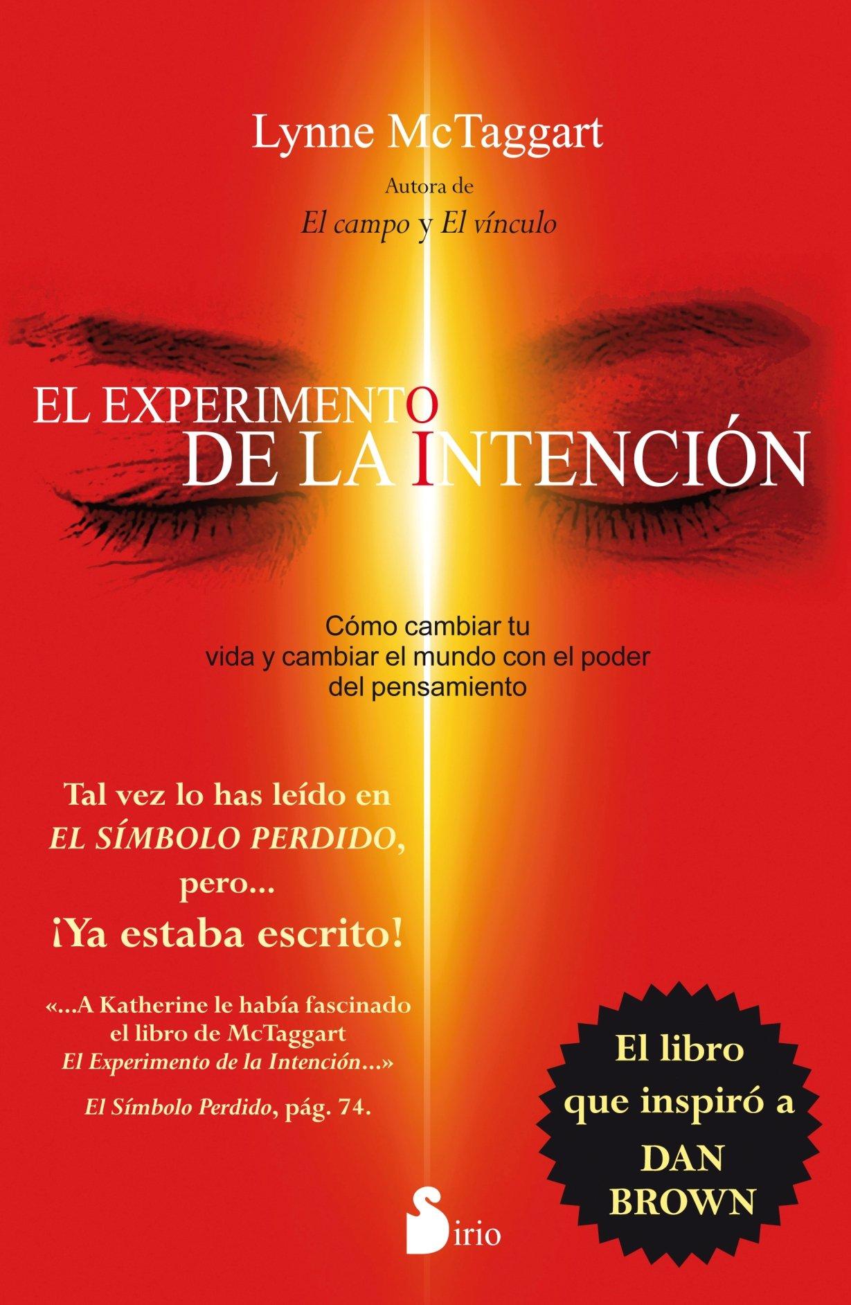 Read Online El experimento de la intencion (Spanish Edition) PDF