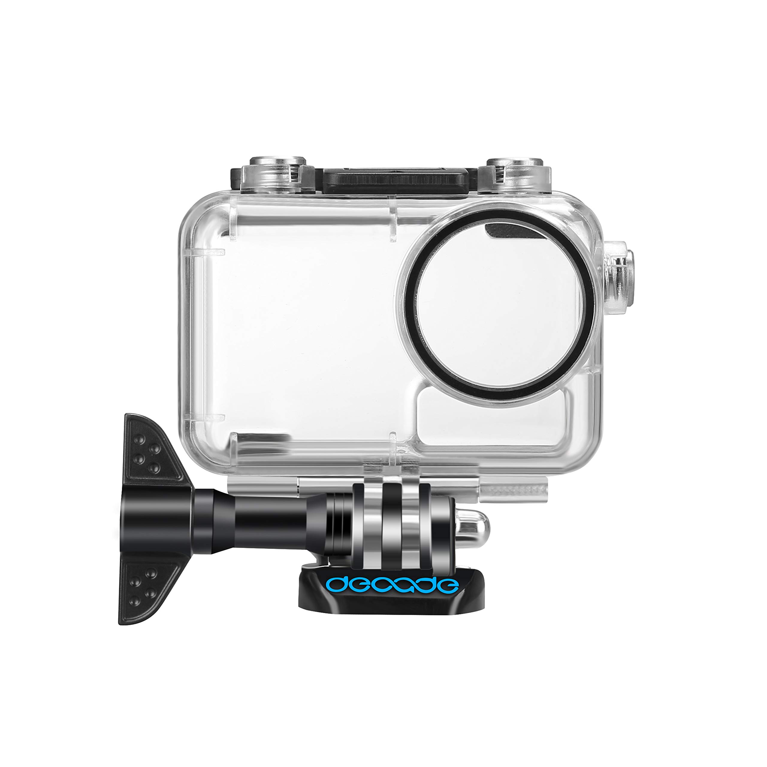 DECADE Waterproof Housing Case for Osmo Action-Underwater 40 Meters by decade