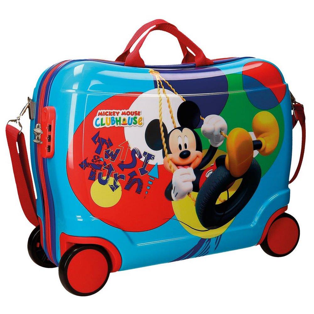 Kinderkoffer zum Sitzen - Disney Mickey Twist Sitzkoffer