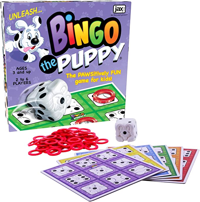 Bingo The Puppy Board Game: Amazon.es: Hogar