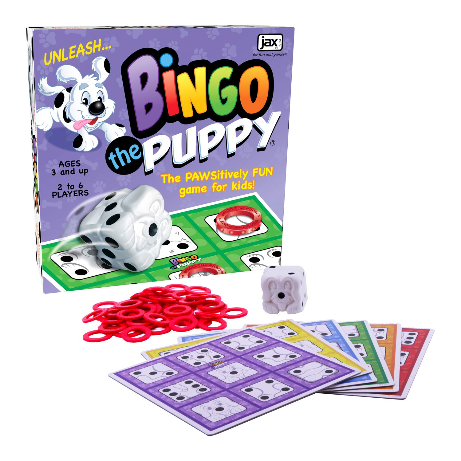 Bingo The Puppy Board Game: Amazon.es: Juguetes y juegos
