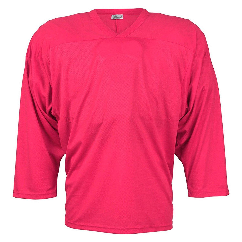 CCM Senior Hockey Practice Jersey - 10200 - Pink - Medium SPOMHNK2633