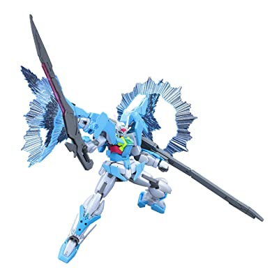 Bandai Hobby Build Divers Gundam 00 Sky Higher Than Sky Phase HG 1/144 Model Kit: Toys & Games
