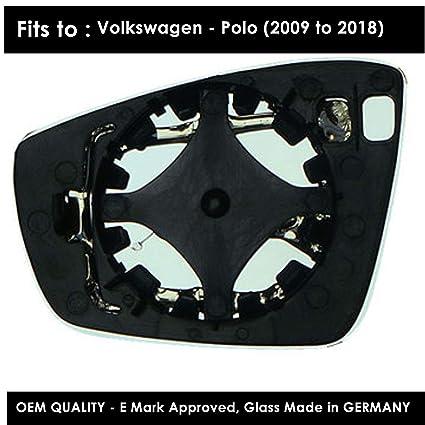 The Wing Mirror Company gp704-vp puerta/espejo retrovisor de ...