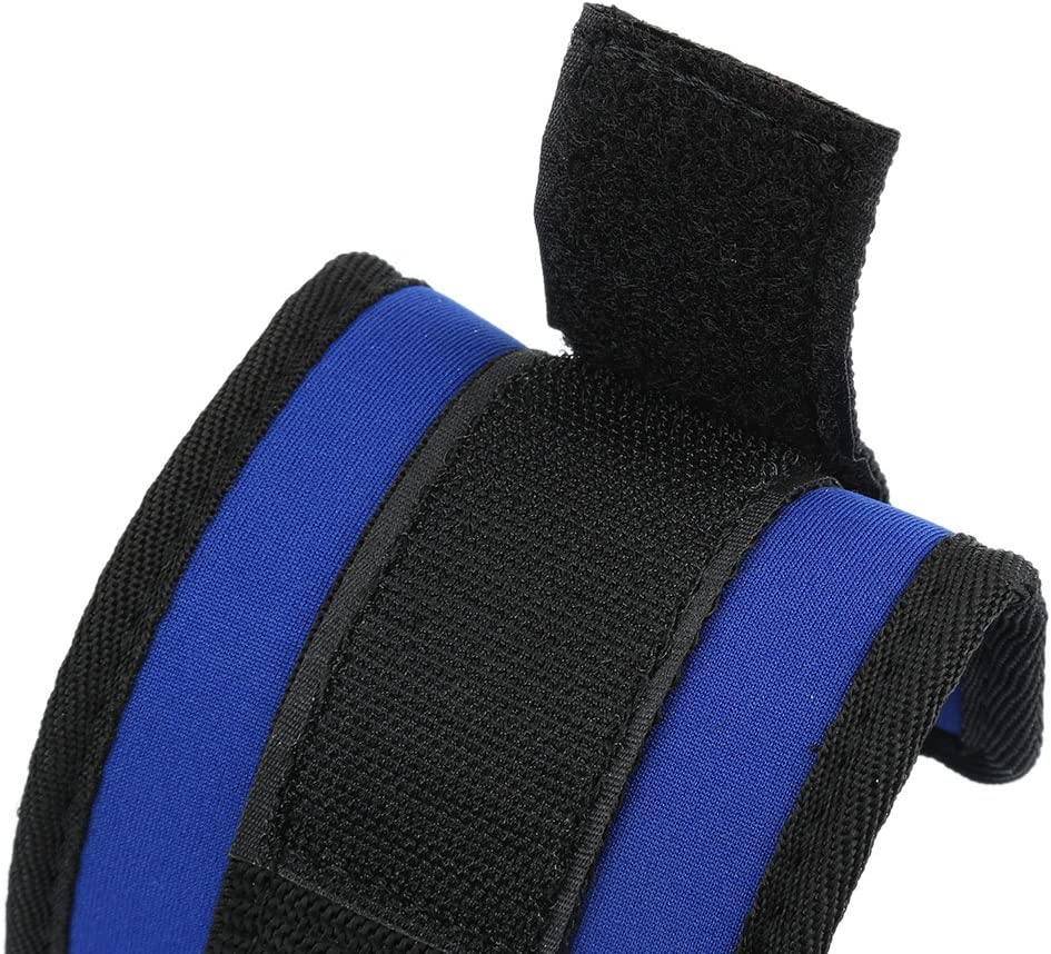 aaerp D-Ring Ankle Anchor Strap Belt Multi Gym Cable Attachment Thigh Leg Pulley Strap