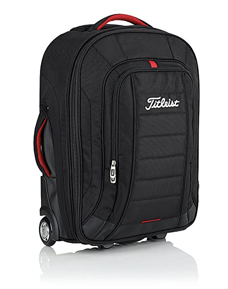 Amazon.com: Titleist Bolsa con Ruedas Roller – Titleist Golf ...