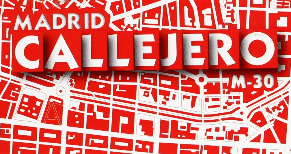 Download Callejero Madrid M-30. 2013. Pequeño PDF
