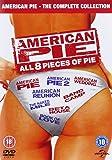 American Pie 18 2012 (8 Dvd) [Edizione: Regno Unito] [Import italien]