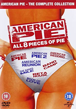 American Pie (film series) 1-9 Movies Collection HD BluRay 720p-Direct Links Free Download