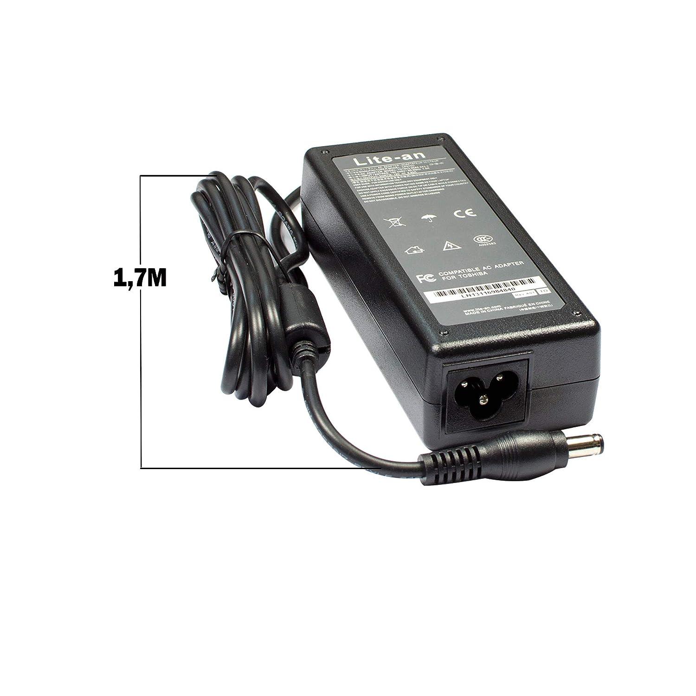 LITE-AN - Cargador para Ordenador portátil ASUS Modelo ...
