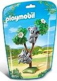 Playmobil 6654 City Life Koala Family(Multi-color)