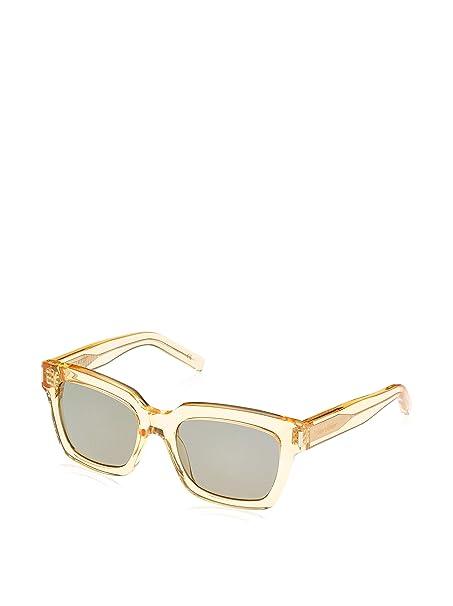 Yves Saint Laurent Gafas de Sol BOLD154 (54 mm) Amarillo ...
