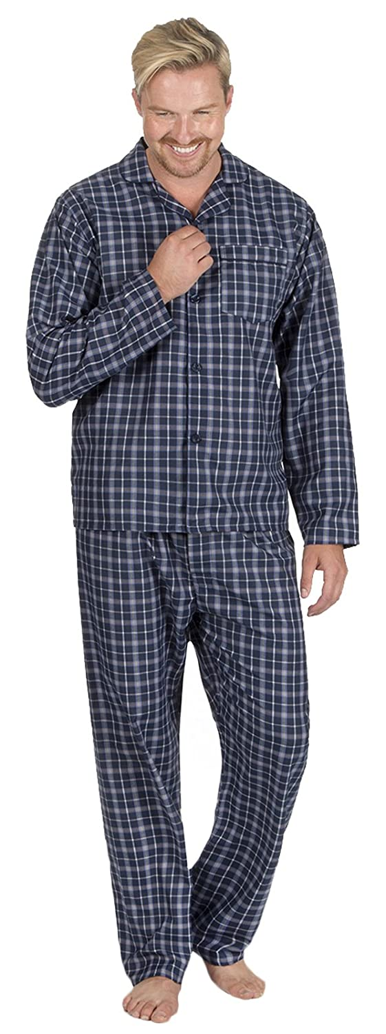 Lora Dora Strong Soul Mens Traditional 2 Piece Pyjamas Shoe Directory