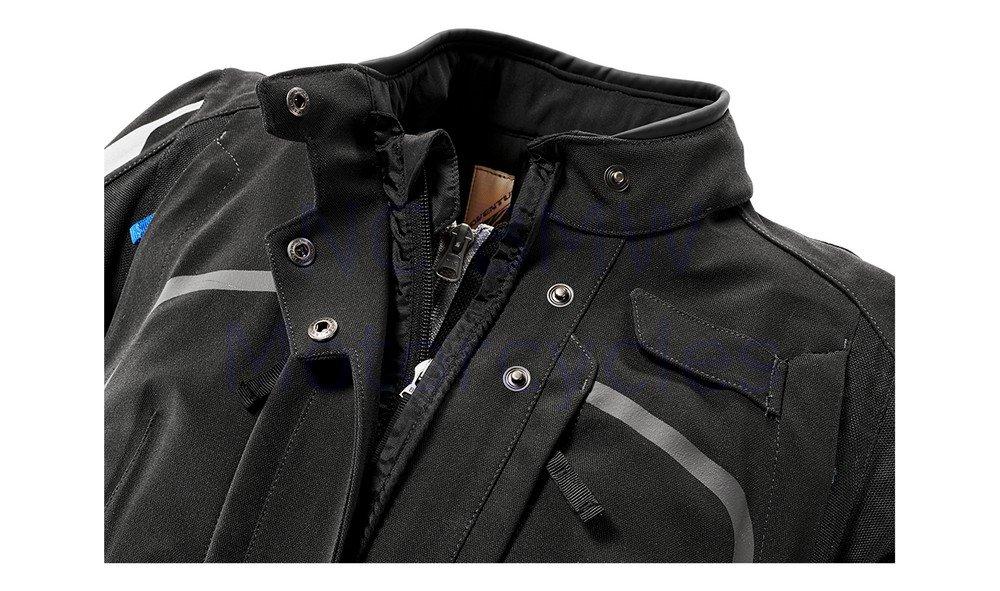 Amazon.com: BMW Genuine Motorcycle EnduroGuard Mens Jacket Black Euro 27 US 44S: Automotive