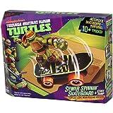 Teenage Mutant Ninja Turtles TN94051 - Skateboard Tartarughe Ninja Senza Action Figure