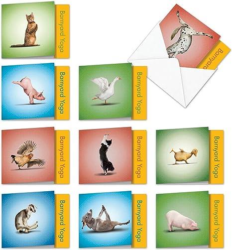 Amazon.com: NobleWorks MPOCB-YGA1 - Tarjeta de notas para ...