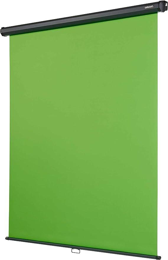 Celexon Rollo Chroma Key Green Screen 200 X 190 Cm Elektronik