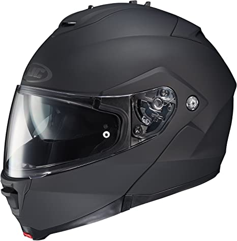 Amazon.com: Casco modular HJC-IS-MAX-II para motocicleta, L ...