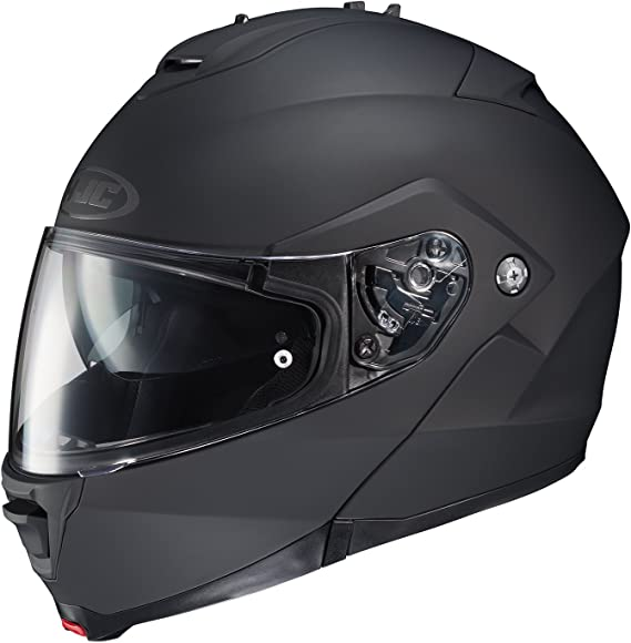 HJC IS-MAX II Modular Motorcycle Helmet (Matte Black
