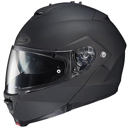 c2c8c0bf Amazon.com: HJC 980-615 IS-MAX II Modular Motorcycle Helmet (Matte Black,  X-Large): Automotive
