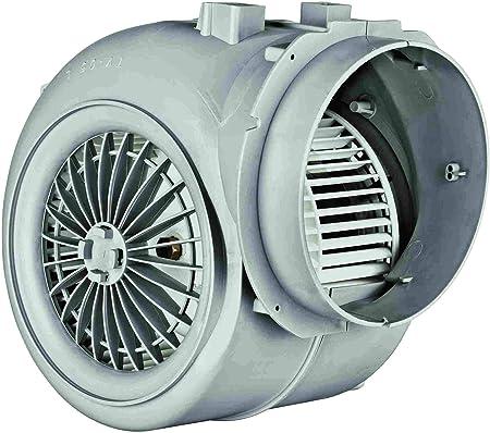 ventilateur radial AC double inlet centrifuge bo/îtier en plastique