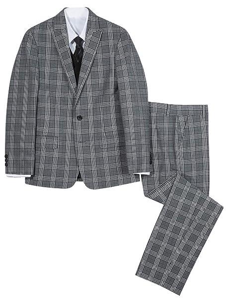 Amazon.com: Steve Harvey Big - Conjunto de traje de 5 piezas ...