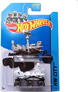 Hot Wheels 2014 Hw City Planet Heroes Mars Rover Curiosity 71/250