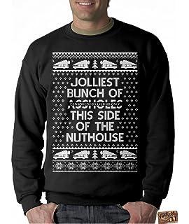 Pekatees Jolliest Bunch Sweatshirt Jolliest Bunch Sweater Ugly