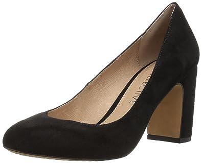 301d69874552b Amazon.com: Amazon Brand - 206 Collective Women's Coyle Round Toe ...