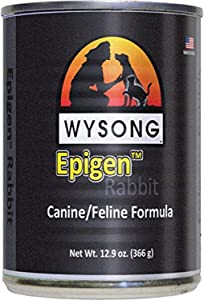 Wysong Epigen Rabbit Canine/Feline Canned Formula Dog/Cat/Ferret Food