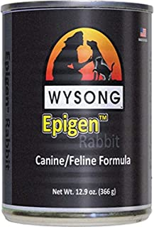 product image for Wysong Epigen Rabbit Canine/Feline Canned Formula Dog/Cat/Ferret Food