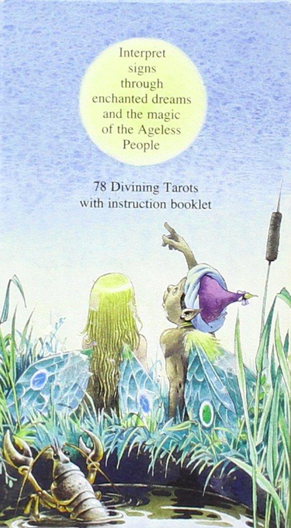 FAIRY TAROT (cards) Antonio Lupatelli LO SCARABEO EX19 Occult