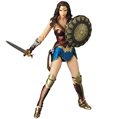 Medicom Wonder Woman Movie: Wonder Woman MAF EX Action Figure: Medicom: Toys & Games [5Bkhe0903911]