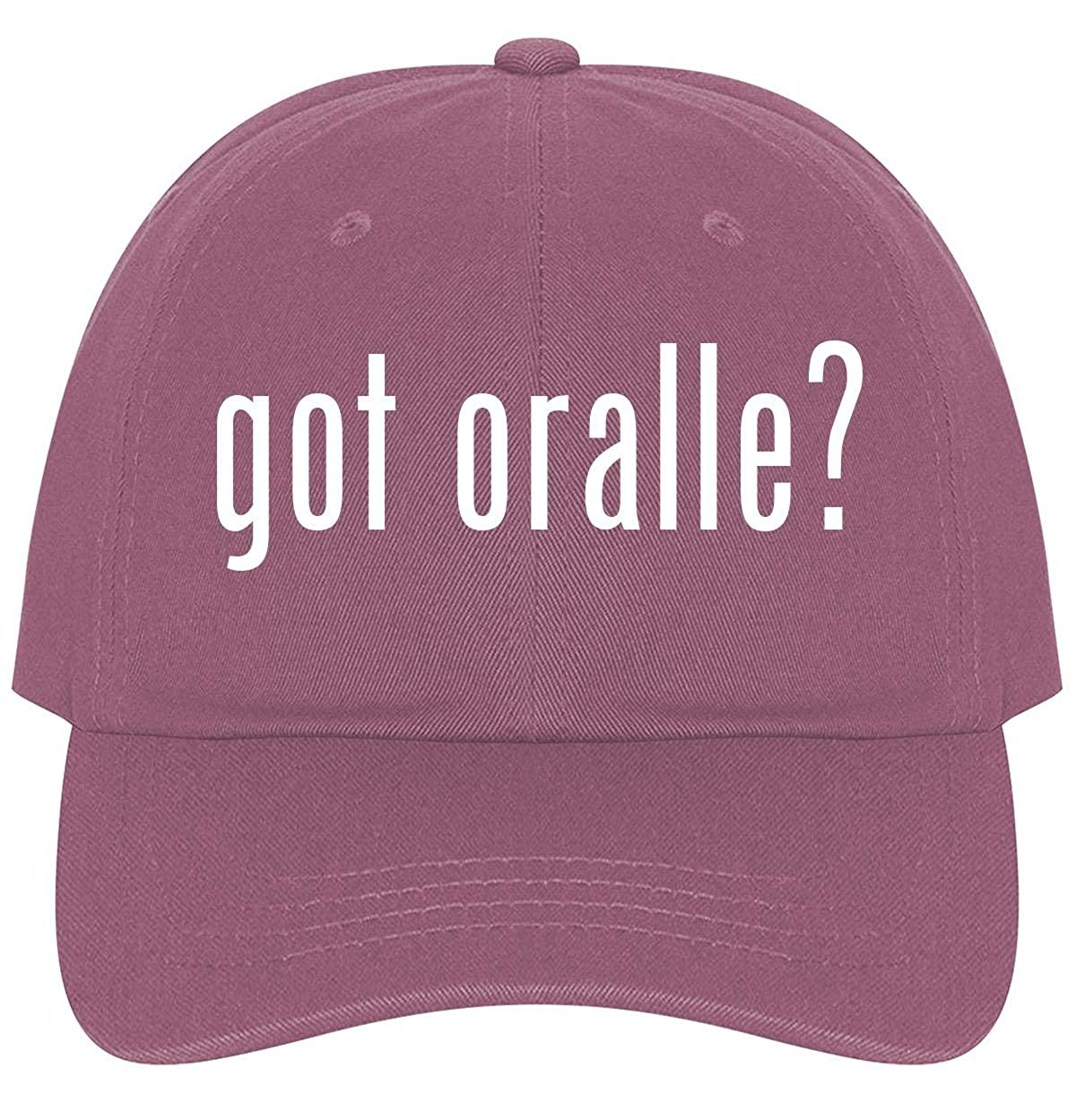 The Town Butler got Oralle? - A Nice Comfortable Adjustable Dad Hat Cap