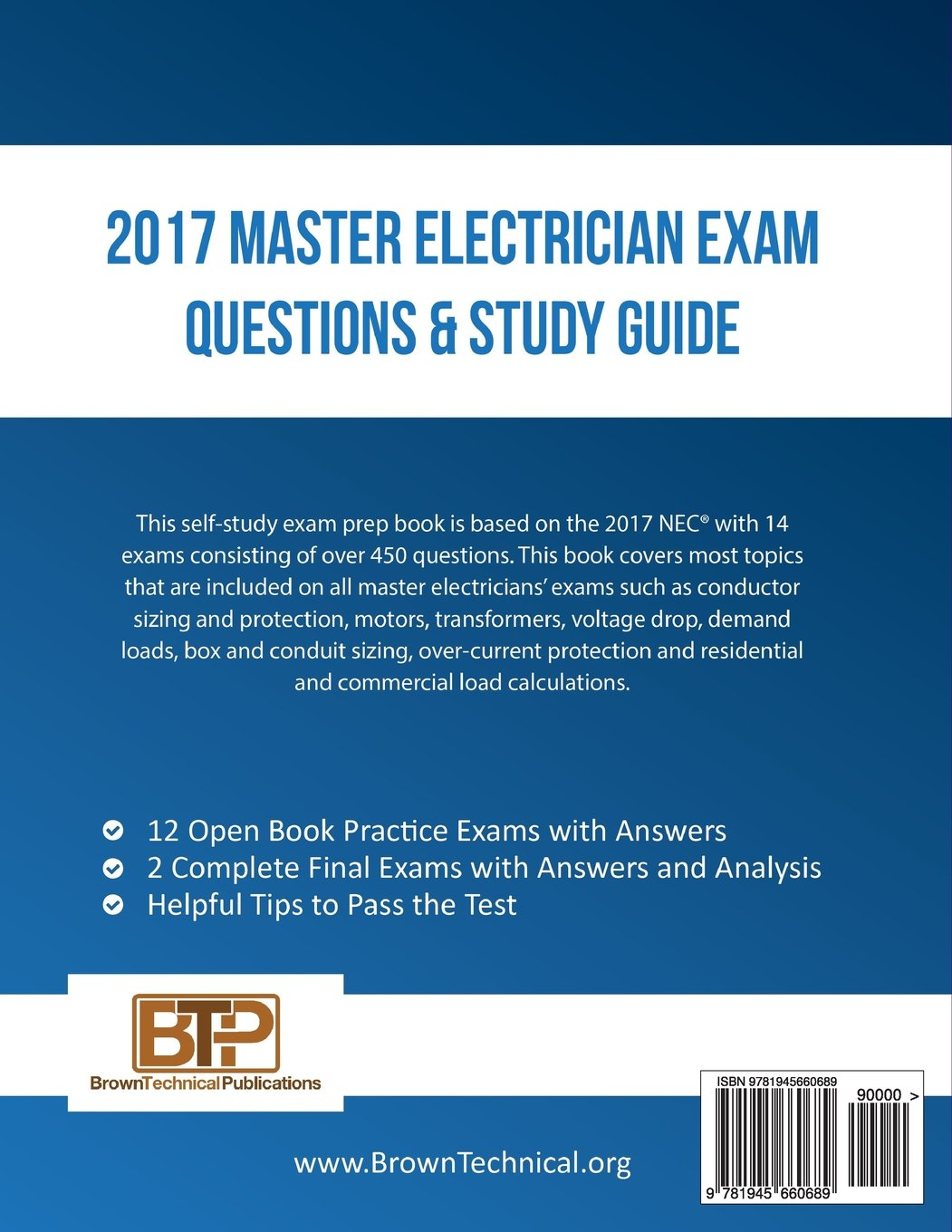 master electrician study guide answers