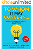 To Whom it May Concern...: Second Edition
