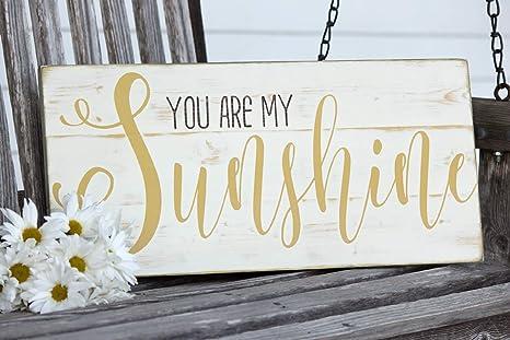 Amazon.com: Susie85Electra You are My Sunshine - Cartel de ...
